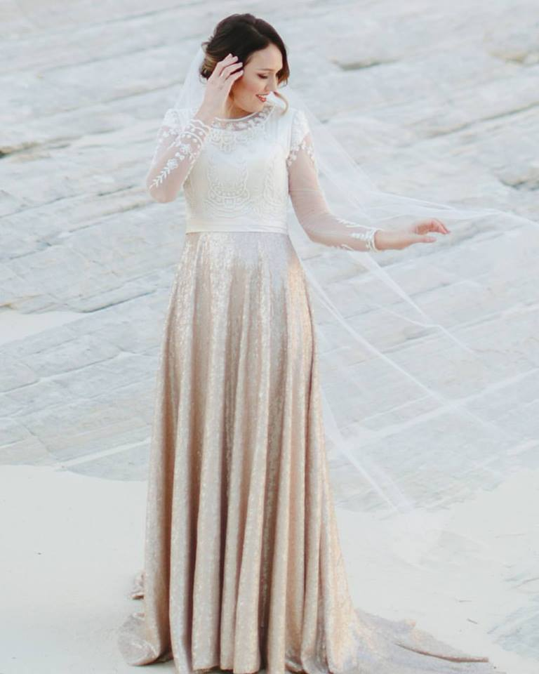 Chloe dress for wedding